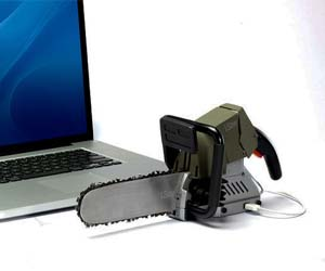 USB Powered Chainsaw