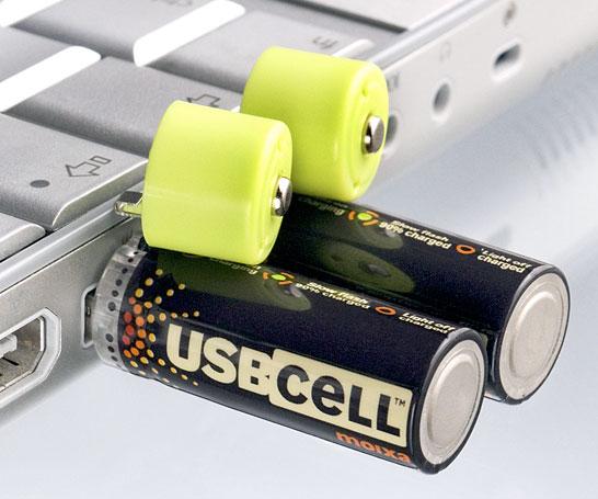 USB Rechargeable Batteries