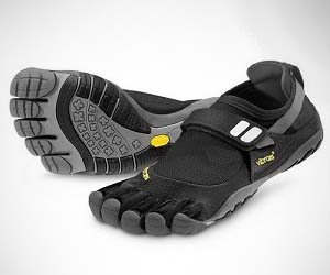 Vibram Five Fingers Feet Shoes