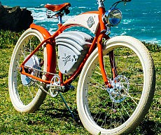Vintage Electric Bicycle