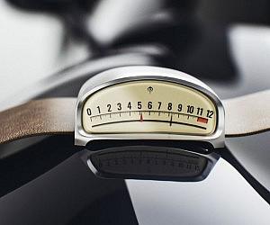 Retro Driver's Watch