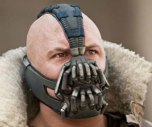 Voice Changing Bane Mask