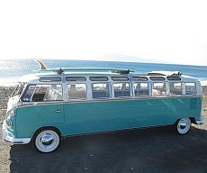 1965 VW Bus Limousine