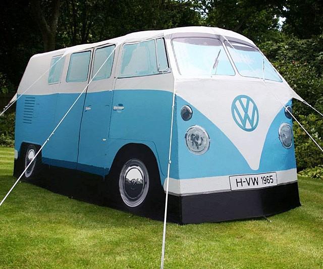 Volkswagen Bus Camping Tent