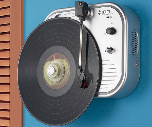 wall-mounted-turntable