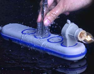Water Resistant Power Strip