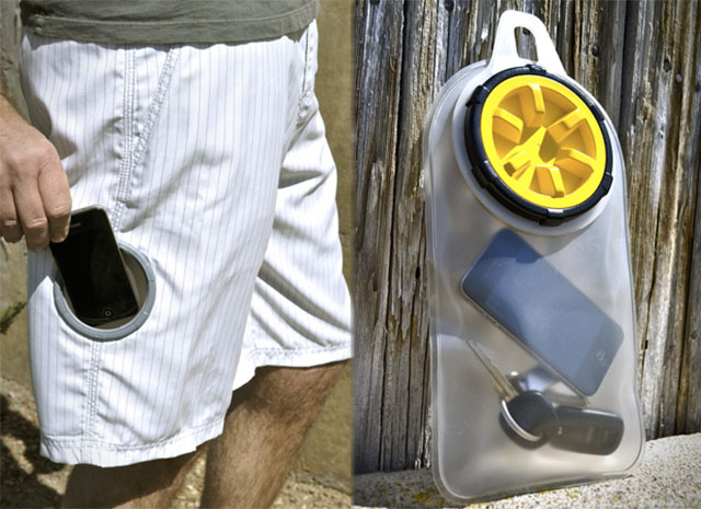 Waterproof Pocket Shorts