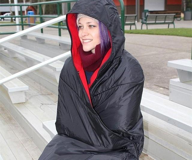 Extreme Hooded Waterproof Blanket