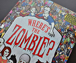 Where's The Zombie Book
