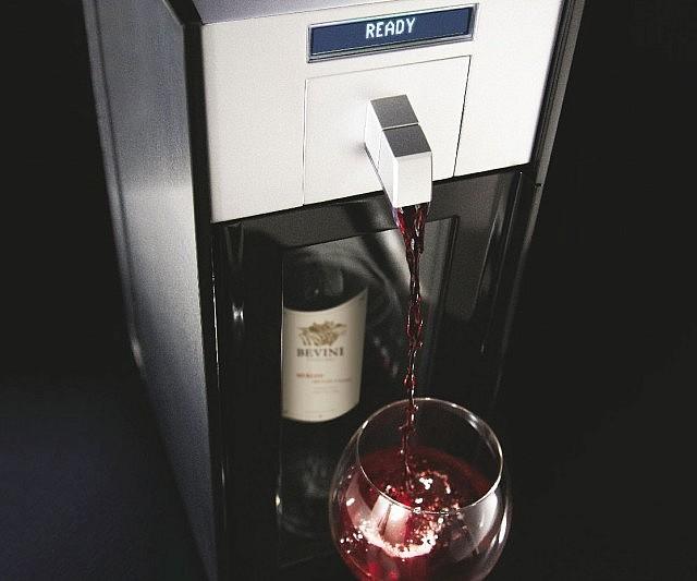 Wine Preservation Machine