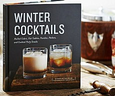 Winter Cocktails Book
