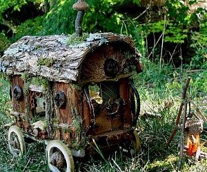 Fairy Traveling Caravans