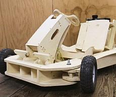 Wooden Go-Kart