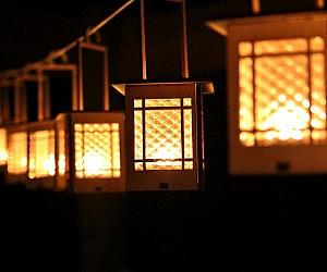 Hanging Mini Lanterns