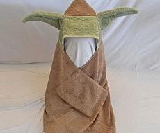 Yoda Towel