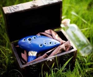 Zelda Playable Ocarina