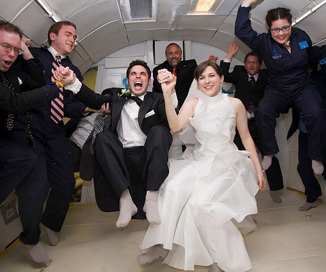 zero-g-wedding