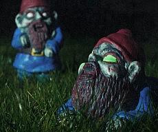 Undead Lawn Gnomes