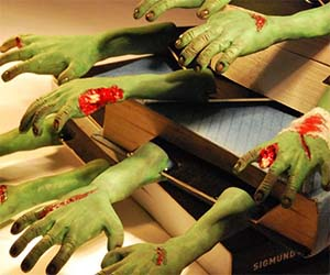 zombie-hand-bookmark