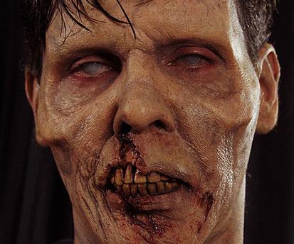 Zombie Makeup Kit Zombie