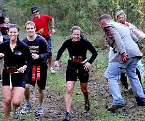 Zombie Survival Marathon Race