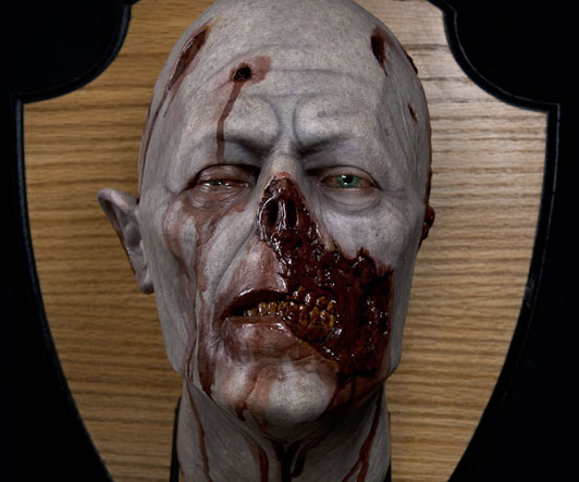 zombie-wall-plaque